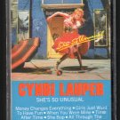Cyndi Lauper - She's So Unusual C1 Cassette Tape