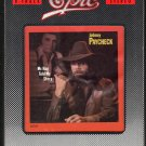 Johnny Paycheck - Mr. Hag Told My Story 1981 EPIC T6 8-track tape