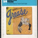 Grease - Original Broadway Cast Recording CRC T6 8-track tape