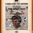 The Mike Post Coalition - Fused 1969 WB SEVEN ARTS T6 8-track tape