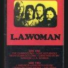 The Doors - L.A. Woman C1 Cassette Tape