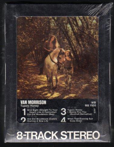Van Morrison - Tupelo Honey 1971 WB Sealed A10 8-track tape