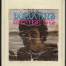 Donovan - Donovan's Greatest Hits 1969 EPIC A45 8-track tape
