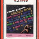 Chuck Berry - Golden Hits RCA MERCURY A7 8-track tape