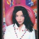 Bjork - Post 1995 WB C6 Cassette Tape