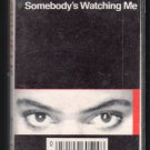 Rockwell - Somebody's Watching Me C8 Cassette Tape