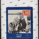 Golden Earring - Golden Earring LIVE 1977 MCA A35 8-track tape