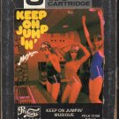 Musique - Keep On Jumpin' 1978 PRELUDE A35 8-track tape