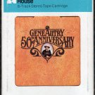 Gene Autry - Gene Autry's 50th Anniversary 1977 CRC A14 8-track tape