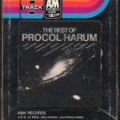 Procol Harum - The Best Of Procol Harum 1972 A&M A4 8-track tape