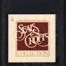 Seals & Crofts - Seals & Crofts Collection 1979 K-TEL WB A49 8-track tape