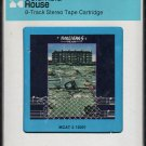 The Who - Hooligans 1981 CRC A49 8-track tape
