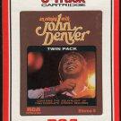 John Denver - An Evening With John Denver 1974 RCA A49 8-track tape
