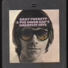 Gary Puckett And The Union Gap - Greatest Hits 1970 CBS TC8 A23 8-track tape