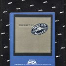 Jerry Jeff Walker - The Best Of 1980 MCA A23 8-track tape