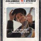Bob Dylan - Nashville Skyline 1969 CBS TC8 A23 8-track tape