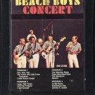 The Beach Boys - Beach Boys Concert CAPITOL A40 8-track tape