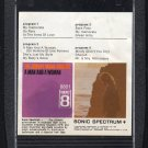 The Johnny Mann Singers - A Man And A Woman 1967 LIBERTY A30 8-track tape