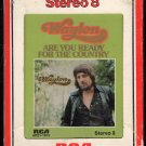 Waylon Jennings - Are You Ready For The Country 1976 RCA A30 8-track tape