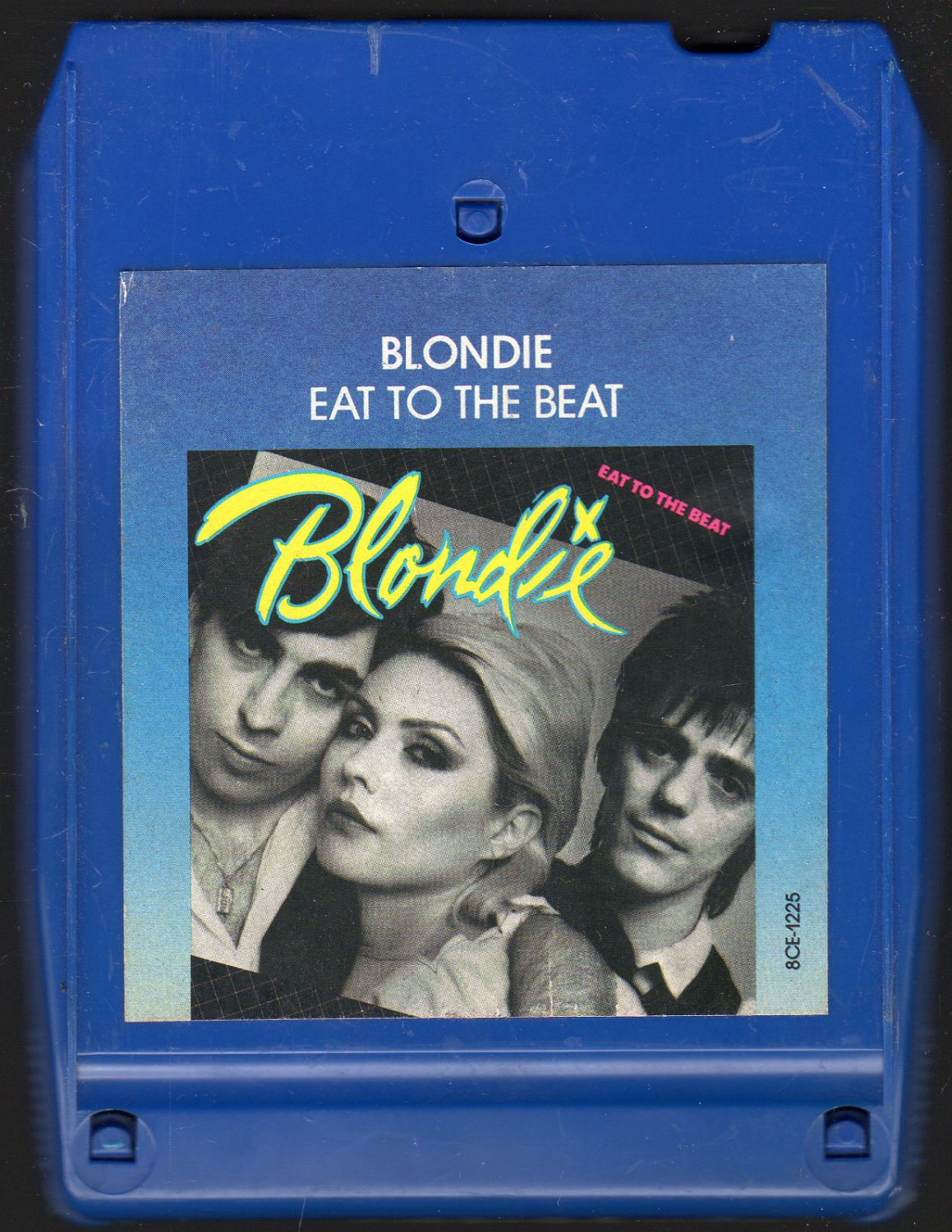 Blondie - Eat To The Beat 1979 CHRYSALIS A30 8-track tape