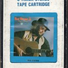 Hank Williams Jr. - Major Moves 1984 CRC A30 8-track tape