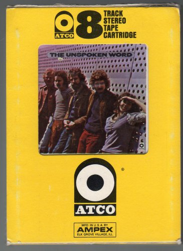 The Unspoken Word - The Unspoken Word 1970 Debut ATCO APMEX AC4 8-track tape