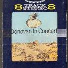 Donovan - In Concert 1968 EPIC AC2 8-track tape