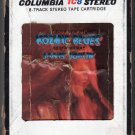 Janis Joplin - Got Dem Ol' Kozmic Blues Again 1969 CBS TC8 A50 8-track tape
