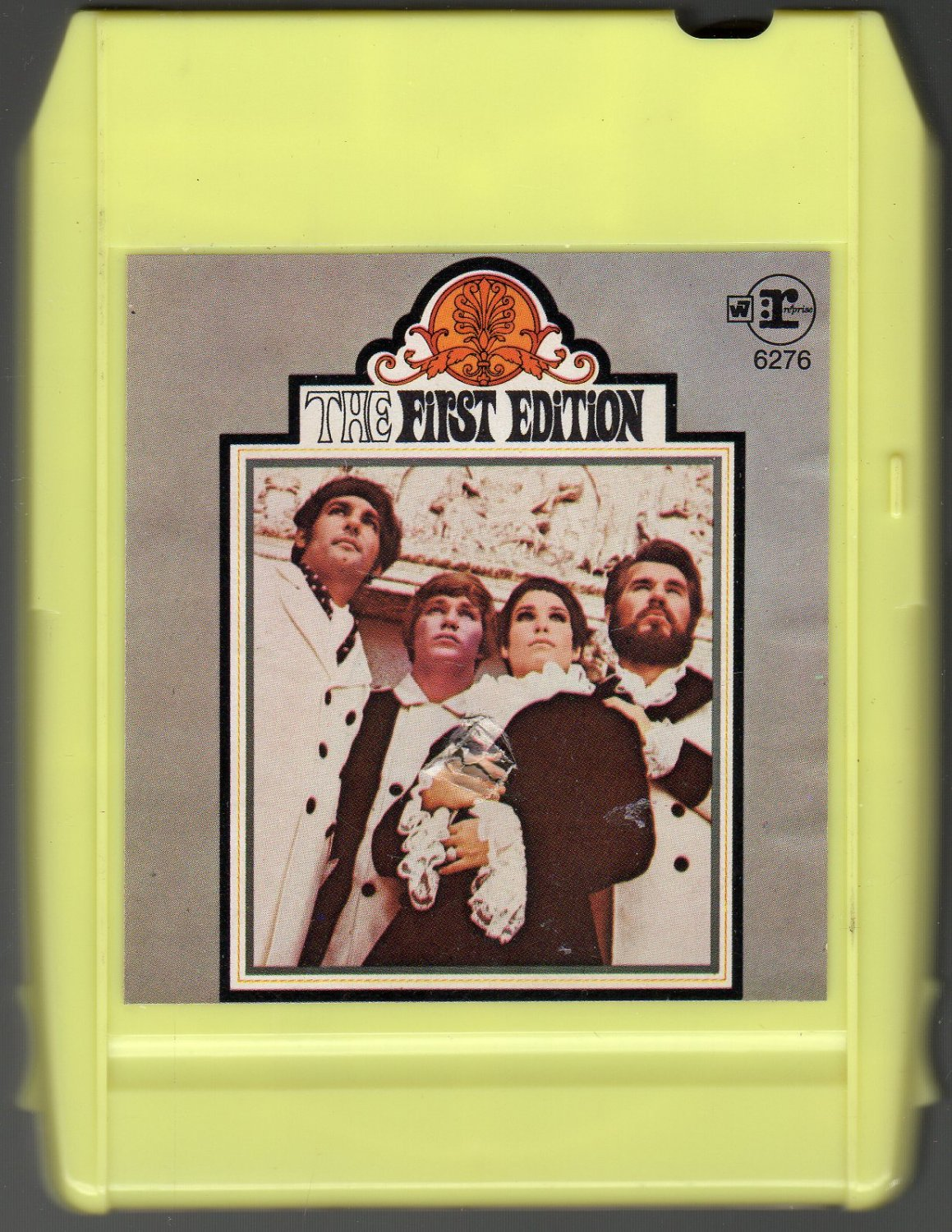 The First Edition - The First Edition 1967 Debut REPRISE AC5 8-track tape