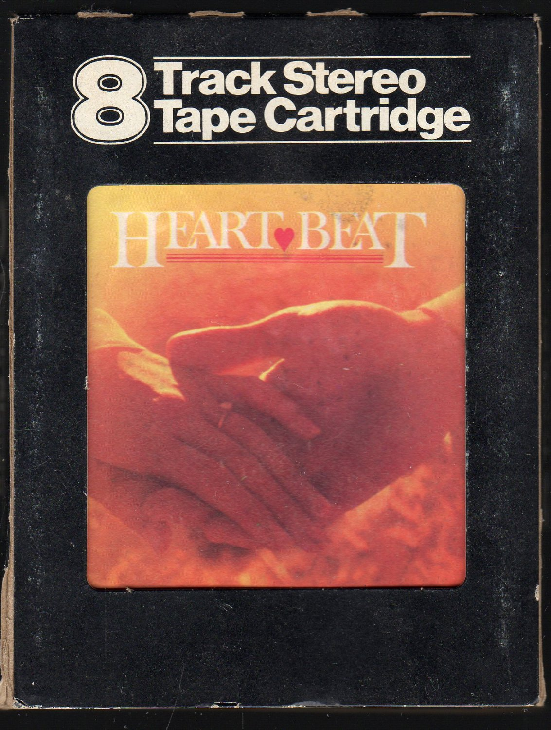 Heartbeat - Various Rock 1980 I&M A36 8-track tape