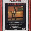Dan Seals - On The Front Line 1986 RCA Sealed AC5 8-track tape