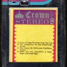 Cat Stevens - Very Young & Early Songs CROWN Sealed T6 8-track tape
