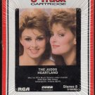 The Judds - Heartland 1987 RCA Sealed AC5 8-track tape