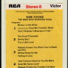 Sam Cooke - The Man Who Invented Soul 1968 RCA A44 8-track tape