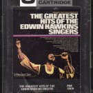 Edwin Hawkins Singers - The Greatest Hits 1977 FAIRWAY Sealed AC2 8-track tape