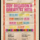 Roy Orbison - Roy Orbison's Greatest Hits 1962 GRT MONUMENT AC1 8-track tape