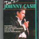 Johnny Cash - This Is Johnny Cash C1 Cassette Tape