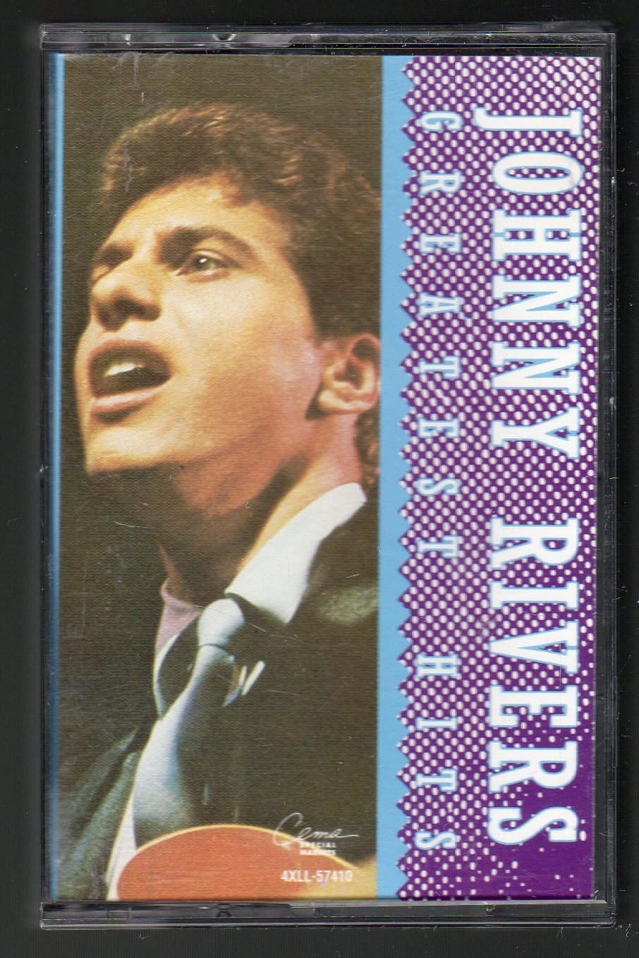 Johnny Rivers - Greatest Hits C3 Cassette Tape