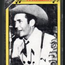 Hank Williams Sr. - 40 Greatest Hits Vol 1 C11 Cassette Tape