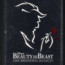 Beauty And The Beast - Walt Disney's Original Cast Recording C11 Cassette Tape