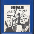 Bob Dylan - Planet Waves 1974 ASYLUM AC1 8-track tape