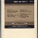 Mama's And Papa's - Mama's And Papa's II 1966 GRT DUNHILL AC4 8-track tape