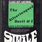 Kris Kristofferson - The Silver Tongued Devil & I 1971 SMILE Sealed AC1 8-track tape