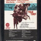 True Grit - Original Motion Picture Score 1969 CAPITOL A25 8-track tape