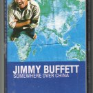 Jimmy Buffett - Somewhere Over China 1981 MCA C2 Cassette Tape
