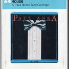 Paul Anka - Black Tie LIVE 1980 CRC A7 8-track tape