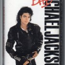 Michael Jackson - Bad 1987 EPIC C10 Cassette Tape