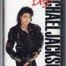 Michael Jackson - Bad 1987 EPIC C10 Cassette Tape