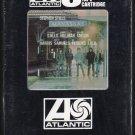 Stephen Stills - Manassas 1972 Debut ATLANTIC AMPEX Double Play AC2 8-track tape