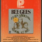 Bee Gees - Turn Around Look At Me 1978 PICKWICK AC1 8-track tape